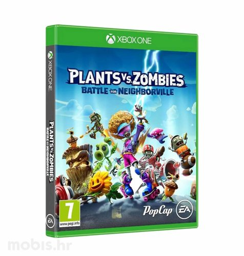 Plants VS Zombies: Battle for Neighborville igra za Xbox One