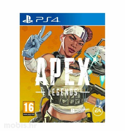 Apex Lifeline Edition igra za PS4