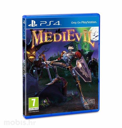 Medievil igra za PS4