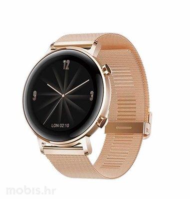Huawei Watch GT 2 (42 mm): zlatni