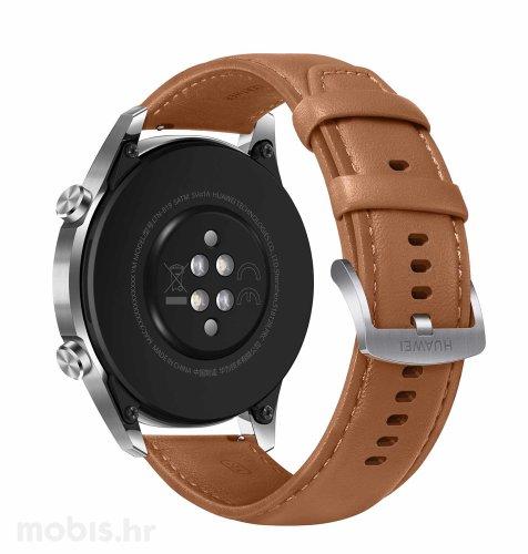 Huawei Watch GT 2 (46 mm): smeđi