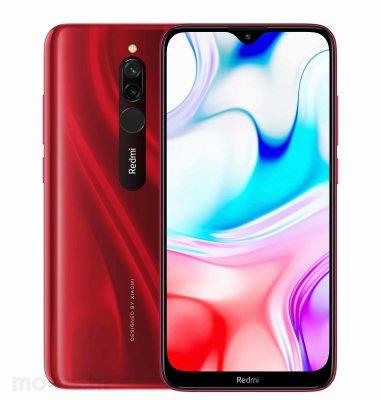 Xiaomi Redmi 8 4GB/64GB: crveni