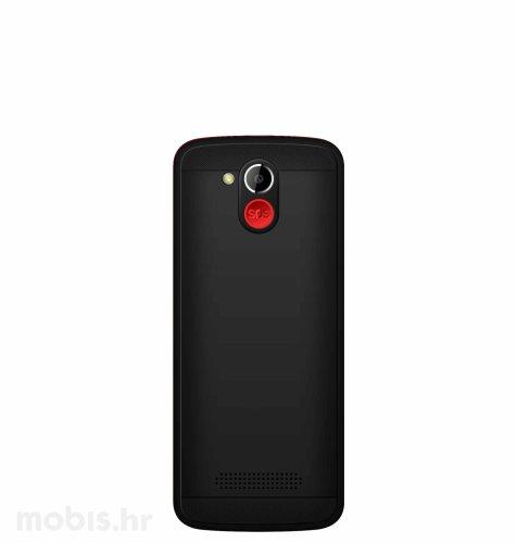 EVOLVEO EasyPhone AD: crni