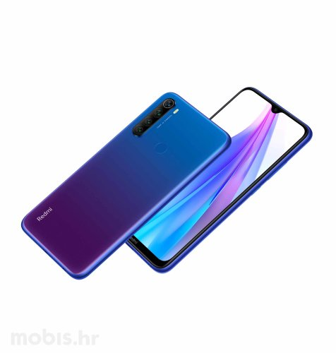 Xiaomi Redmi Note 8T 4GB/64GB: plavi