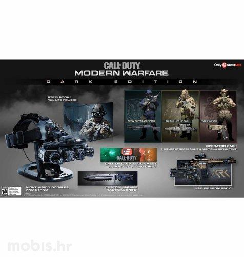 Call of Duty: Modern Warfare 2019 Dark Edition igra za PS4