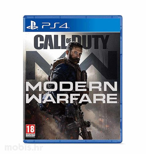 Call of Duty: Modern Warfare 2019 igra za PS4
