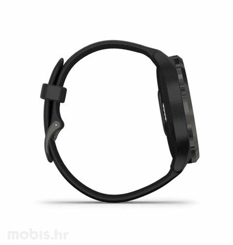 Garmin Vivomove 3: crni (crna narukvica)