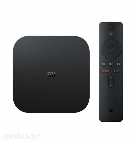 Xiaomi Mi TV Box S 4K: crni