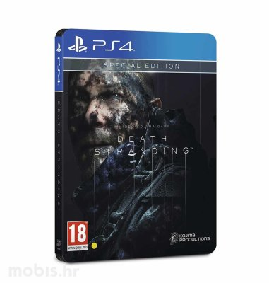 Death Standing Special Edition igra za PS4