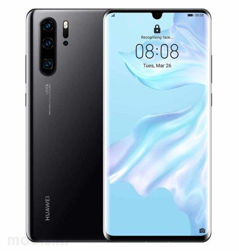 Huawei P30 Pro 6GB/128GB Dual SIM: crni