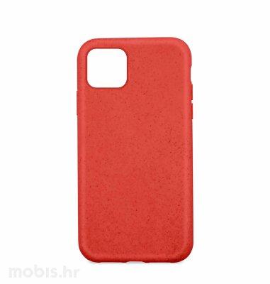 BIOIO maskica za Apple iPhone 11: crvena