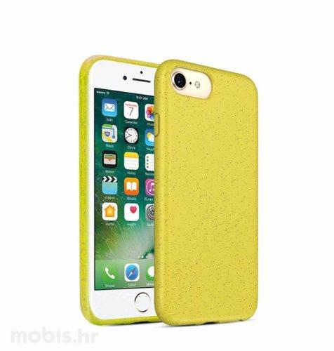 BIOIO maskica za Apple iPhone 7 Plus/8 Plus: žuta