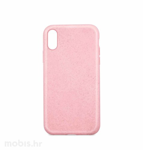 BIOIO maskica za Apple iPhone XS Max: roza