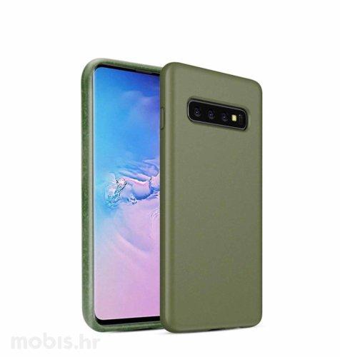 BIOIO maskica za Samsung S10 Plus: zelena