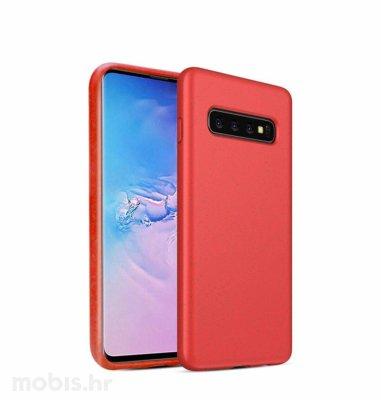 BIOIO maskica za Samsung S10 Plus: crvena