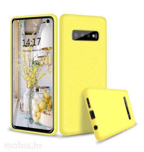 BIOIO maskica za Samsung S10E: žuta