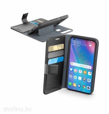 Cellularline preklopna maskica za Huawei P30 lite: crna