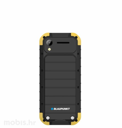 Blaupunkt Sand Dual SIM 32MB/32MB: žuti