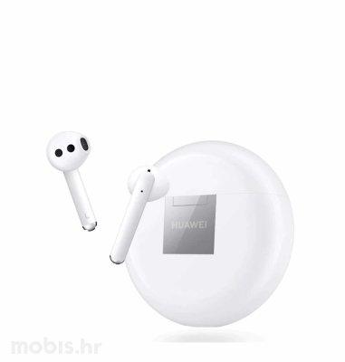 Huawei Freebuds 3 slušalice: bijele