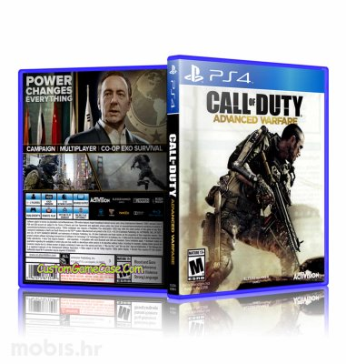 Call of Duty: Advanced Warfare igra za PS4
