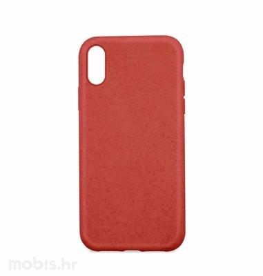 BIOIO maskica za Apple iPhone XR: crvena