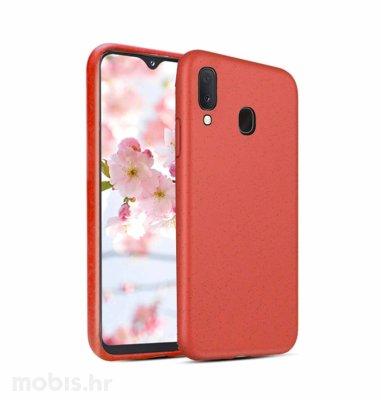 BIOIO maskica za Samsung A40: crvena