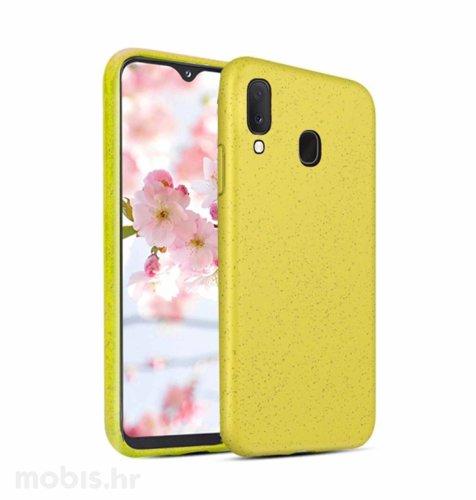 BIOIO maskica za Samsung A40: žuta