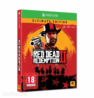 Red Dead Redemption 2 Ultimate Edition igra za Xbox One