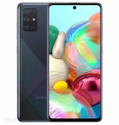 Samsung Galaxy A71 Dual SIM 6GB/128GB: crni
