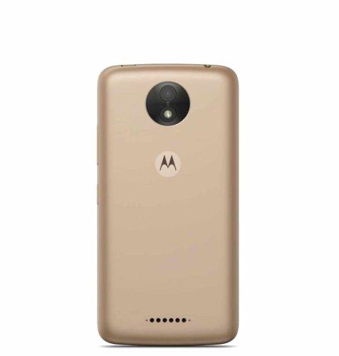 Motorola Moto C Plus 2GB/16GB Dual SIM: zlatna