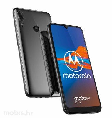 Motorola E6 Plus 4GB/64GB: siva