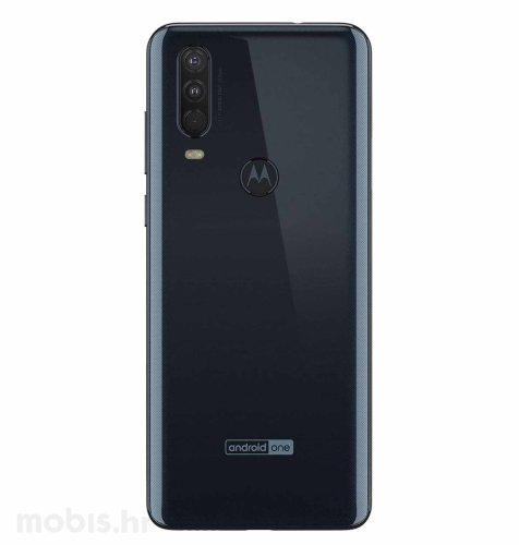 Motorola One Action: plava