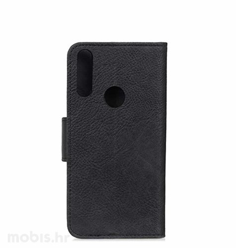JCM preklopna maska za uređaj Xiaomi Note 8T: crna