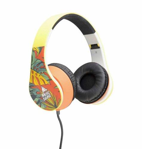 Cellularline slušalice BT MSound Fan5 2018