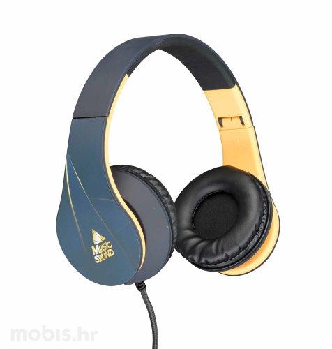 Cellular line slušalice BT MSound Fan2 2019