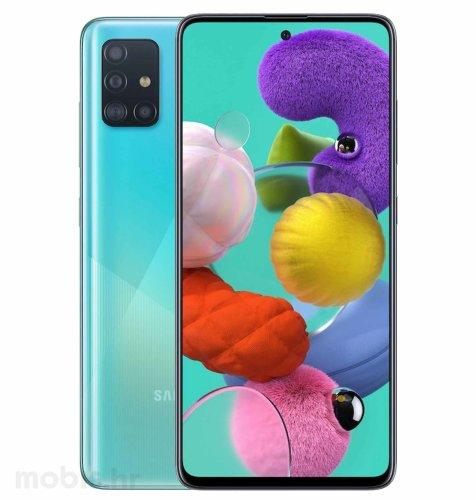 Samsung Galaxy A51 4GB/128GB Dual SIM: plavi