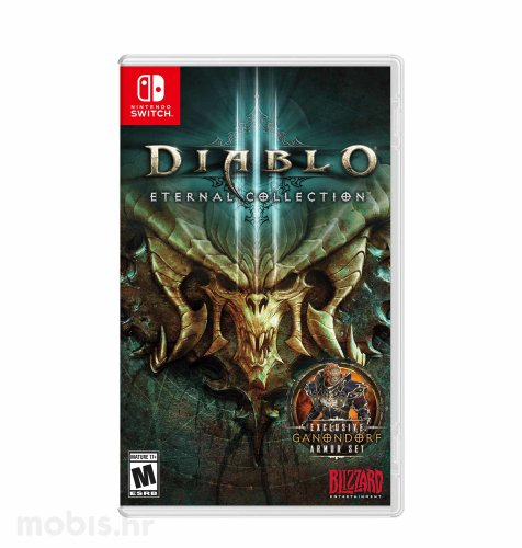 Diablo 3: Eternal Collection igra za Nintendo