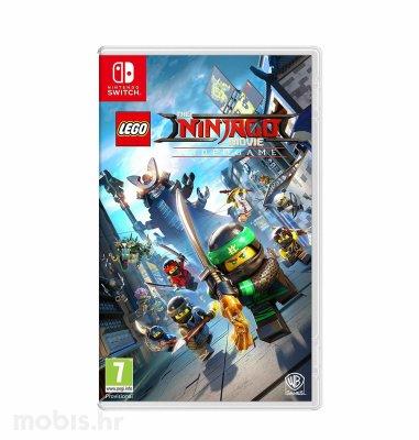 The Lego Ninjago Movie Videogame igra za Nintendo Switch