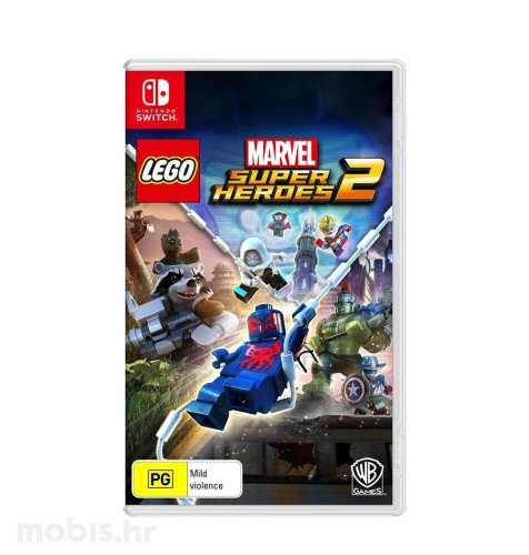 Lego Marvel Super Heroes 2 igra za Nintendo Switch