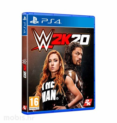 WWE 2K20 igra za PS4