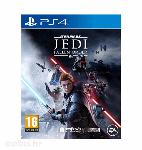 Star Wars: Jedi Fallen Order igra za PS4