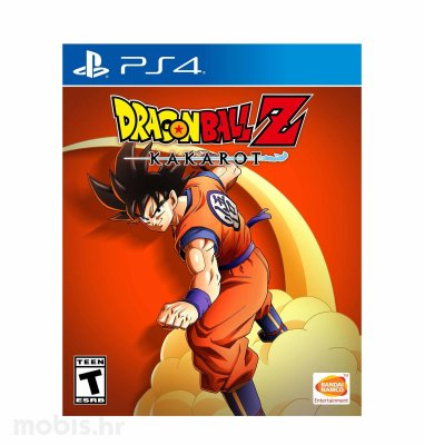 Dragon Ball Z Kakarot igra za PS4