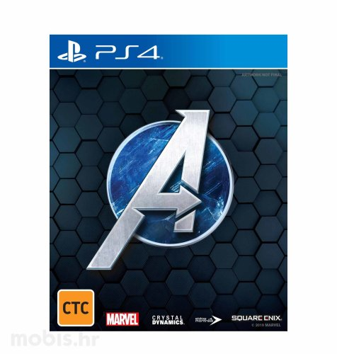 Marvel's Avengers Standard Edition igra za PS4