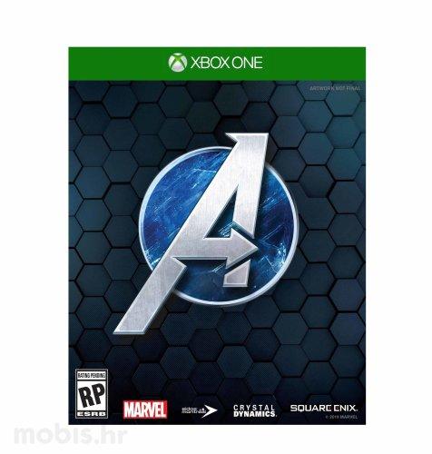 Marvel's Avengers Standard Edition igra za Xbox One