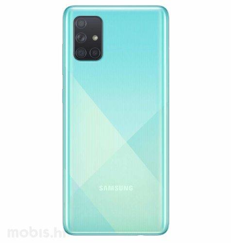 Samsung Galaxy A71 Dual SIM 6GB/128GB: plavi