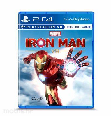 Marvel's Iron Man VR igra za PS4