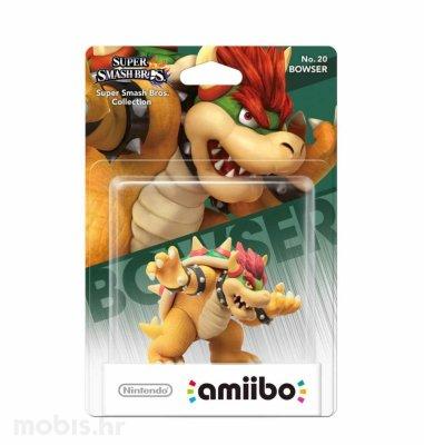 Amiibo Super Smash Bros Bowser no 20 igra za Switch