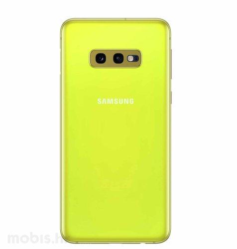 Samsung Galaxy S10e + Samsung brzi powerbank 10000 mAh: žuti