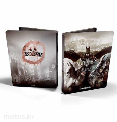 Batman Arkham Collection igra za PS4
