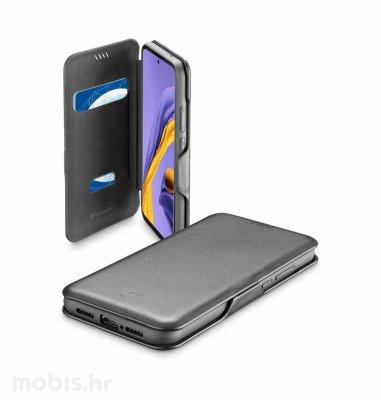 Cellular line preklopna maskica za Samsung Galaxy A51: crna